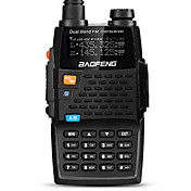 BAOFENG UV-5R 4TH Walkie-talkie Håndholdt Digital Lader og adapter Stemmekommando Strømskifter høy/lav Type walkie-talkie CTCSS/CDCSS LCD