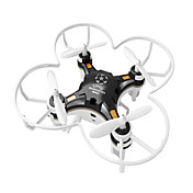RC Drone FQ777 124 RTF 4 Kanaler 6 Akse 2.4G Fjernstyrt quadkopter En Tast For Retur / Hodeløs Modus / Flyvning Med 360 Graders Flipp