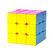 Cubo de rubik YONG JUN 3*3*3 Cubo velocidad suave Cubos mágicos rompecabezas del cubo Nivel profesional Velocidad Regalo Clásico Chica
