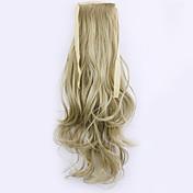 아마 길이 50cm 공장 직접 판매 바인드 유형 컬 말 꼬리 머리 포니 테일 (컬러 613분의 16)
