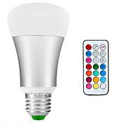 900-1200 lm E26/E27 LED-globepærer A80 1 leds COB Mulighet for demping Vanntett Dekorativ Naturlig hvit RGB AC 85-265V