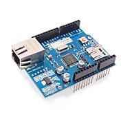 oppgradert versjon ethernet W5100 r3 skjold nettverkskortet støtte uno / mega2560