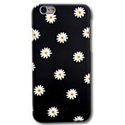 Etui Til Apple iPhone 8 iPhone 8 Plus iPhone 6 iPhone 6 Plus Mønster Bakdeksel Blomsternål i krystall Hard PC til iPhone 8 Plus iPhone 8