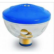 Undervannslys Vanntett Dekorativ Utendørsbelysning Multifarget Batteri