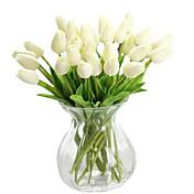 Kunstige blomster 1 Gren Moderne Stil Tulipaner Bordblomst