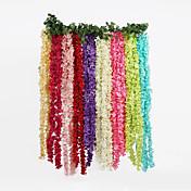 Navidad / Boda / Aniversario Poliéster Decoraciones de la boda Tema Jardín / Tema Floral Primavera / Verano / Otoño