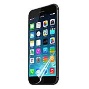 Skjermbeskytter Apple til iPhone 6s iPhone 6 3 stk Skjermbeskyttelse Høy Oppløsning (HD)