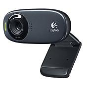 Logitech® C310 HD-video med hvete bærbar datamaskin nettverkskamera
