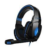 KOTION EACH G4000 Over øre Pannebånd Med ledning Hodetelefoner Plast Gaming øretelefon Støyisolerende Headset