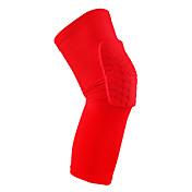 Knestøtte Fôrede støtter til Unisex Passer venstre eller høyre kne Stretch Beskyttende Felles støtte Pustende Ski Beskyttelsesutstyr Ski