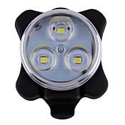 Baklys til sykkel / sikkerhet lys / Baklys LED LED Sykling Vanntett, Oppladbar, Kompaktstørrelse USB 100 -130 lm Usb Camping / Vandring / Grotte Udforskning / Dagligdags Brug / Sykling