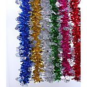 Navidad cintas decorativas 6 PC