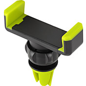 bil universell mobiltelefon monteringsholder holder 360 ° rotasjon universell mobiltelefon abs holder