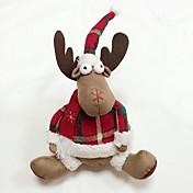 buena calidad decoración de la Navidad ciervos estar