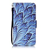 케이스 제품 Samsung Galaxy S7 edge S7 카드 홀더 지갑 스탠드 플립 패턴 풀 바디 꽃장식 하드 인조 가죽 용 S7 edge S7 S6 edge plus S6 edge S6 S5 S4 S3