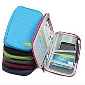 Billetera y Cartera Impermeable Portátil A prueba de polvo Almacenamiento para Viaje paraImpermeable Portátil A prueba de polvo