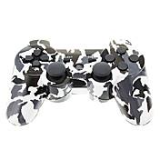 Bluetooth Controles Para Sony PS3 ,  Bluetooth / Empuñadura de Juego Controles CLORURO DE POLIVINILO unidad