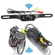 Estacionamiento en el sistema de asistencia móvil retrovisor del coche cámara de infrarrojos automático del CCD HD retrovisor revertir la