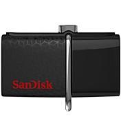 SanDisk 32GB memoria USB Disco USB USB 3.0 Micro USB El plastico