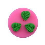 Molde para hornear Chocolate Galleta Pastel Goma de Silicona Ecológica