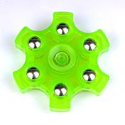 Håndspinnere / hånd Spinner for Killing Time / Stress og angst relief / Focus Toy Ring Spinner Plast Klassisk 10000 pcs Deler Voksne Gave