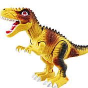 Dragones y dinosaurios Juguetes Figuras de dinosaurios Dinosaurio jurásico Triceratops Pato Dinosaurio Tirano-saurio Rex Animales Paseo