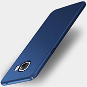 Funda Para Samsung Galaxy A5(2017) A3(2017) Congelada Funda Trasera Color sólido Dura ordenador personal para A3 (2017) A5 (2017) A7