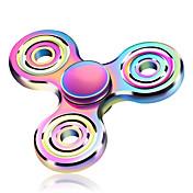 Fidget spinners / Hilandero de mano Alta Velocidad / Por matar el tiempo / Alivio del estrés y la ansiedad Metal Clásico Piezas Regalo
