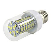5W E27 Bombillas LED de Globo T 69 SMD 5730 450-500 lm Blanco Cálido Blanco Fresco K V