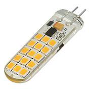 200-300 lm G4 Luces LED de Doble Pin T 30 leds SMD 2835 Regulable Blanco Cálido Blanco Fresco