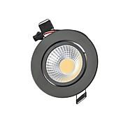 3W 250 lm 2G11 Luces LED Descendentes Luces Empotradas 1 leds COB Regulable Decorativa Blanco Cálido Blanco Fresco AC 110-130V AC 220-240V