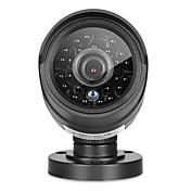 Annke® 720p hd 1.0m holdbar hele sesong ip66 værbestandig kamera med ir night vison ccyv system