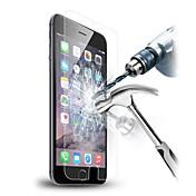 Protector de pantalla Apple para iPhone 6s iPhone 6 Vidrio Templado 1 pieza Protector de Pantalla Frontal Anti-Huellas Ultra Delgado A