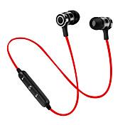 circle s6 자석 bluetooth 이어폰 무선 bluetooth 헤드폰 스포츠 휴대 전화를위한 마이크를 가진 입체 음향 중저음 earbuds를 달리는