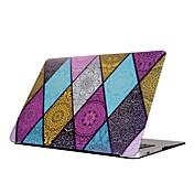 "MacBook Etui Geometrisk mønster Plast til Ny MacBook Pro 15"" / Ny MacBook Pro 13"" / Macbook Pro 15 """