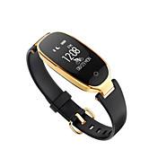 Smart armbånd S3 til iOS / Android Pulsmåler / Kalorier brent / Vannavvisende / Trenings logg / Pedometere Pedometer / Samtalepåminnelse / Søvnmonitor / Stillesittende sittende Påminnelse / Finn min