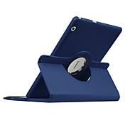 Patrón del lichee caja de cuero de la PU de la rotación de 360 grados con el soporte para el mediapad t3 del huawei PC de la tableta de