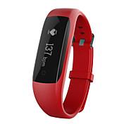 Smartklokke HW01 Plus til iOS / Android Pulsmåler / Kalorier brent / Lang Standby / Pekeskjerm / Vannavvisende Stoppeklokke / Pedometer / Samtalepåminnelse / Søvnmonitor / Stillesittende sittende