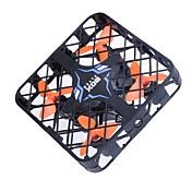 Dron RC 4 Canales 6 Ejes 2.4G - Quadccótero de radiocontrol Retorno Con Un Botón Modo De Control Directo Vuelo Invertido De 360 Grados