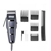 Hair Trimmers Strømkabel hale 360 ° roterbar Håndholdt design Ergonomisk Design Lav lyd Damer og Herrer 220-240