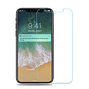 안정된 유리 화면 보호기 용 Apple iPhone X 화면 보호 필름 9H강화 지문 방지 3D커브 엣지 고해상도 (HD)
