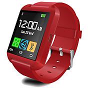 u8 smartwatch bluetooth svar og ring telefon passometer innbruddsalarm funcitons