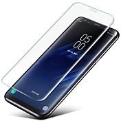 Protector de pantalla Samsung Galaxy para Note 8 Vidrio Templado 1 pieza Protector de Pantalla, Integral Borde Curvado 3D Anti-Arañazos A