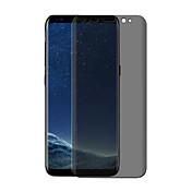 Protector de pantalla Samsung Galaxy para Note 8 Vidrio Templado 1 pieza Protector de Pantalla Frontal Borde Curvado 3D Privacidad
