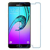 Protector de pantalla Samsung Galaxy para A5(2016) Vidrio Templado 1 pieza Protector de Pantalla Frontal Borde Curvado 2.5D Dureza 9H