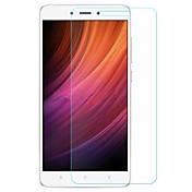 Skjermbeskytter XIAOMI til Xiaomi Redmi Note 4X Herdet Glass 1 stk Skjermbeskyttelse Anti-fingeravtrykk Motstår Risser Eksplosjonssikker