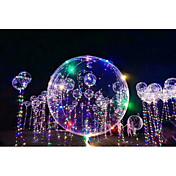 LED-belysning Nyhet Ferie Kule Romantik Fantasi Glødende Lighting Ferie Nytt Design Barne Voksne Gave