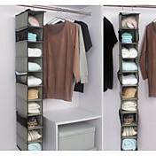 Textil El plastico Óvalo Ecológica Múltiples Funciones Alta calidad Casa Organización, 1pc Bolsas de Almacenamiento