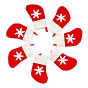 Tema Clásico Vacaciones Cumpleaños No Tejido Decoración navideña
