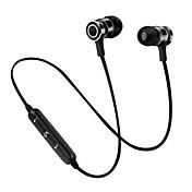 s6 Sin Cable Auriculares Dinámica El plastico Deporte y Fitness Auricular Con control de volumen Con Micrófono Auriculares